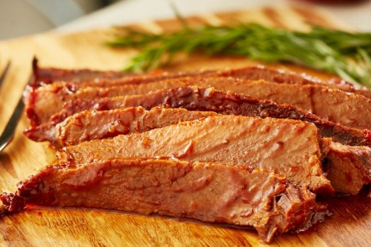 Easiest (and Best) Old-Fashioned Brisket Recipe