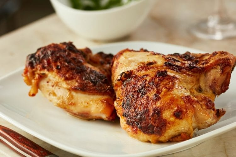 """Country """"Fried"""" Chicken Recipe"""