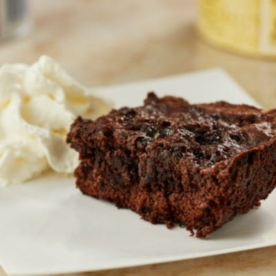 Gooey Delicious S'mores Brownies