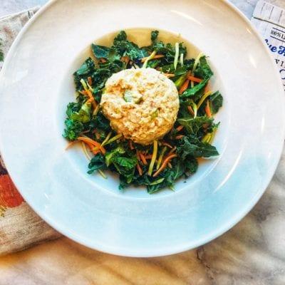 Delicious No-Carb Tuna Salad