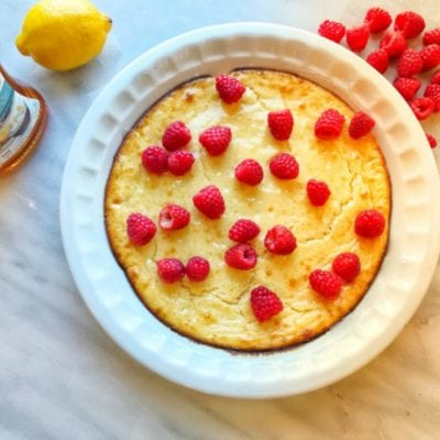 Splurge-safe Low Carb Cheesecake