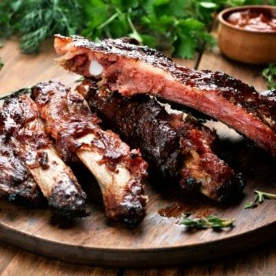 Finger Lickin' Good 3-Ingredient Beef Ribs