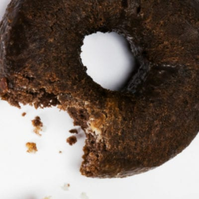 Deliciously Easy Baked Donuts Only 4-Ingredients