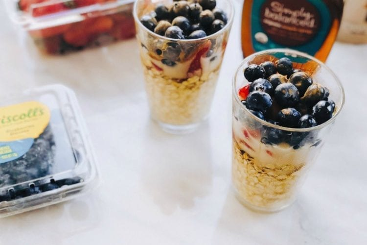 Healthy 5-Minute Overnight Oats