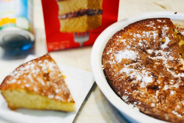 Scrumptious Mandarin Orange Cake
