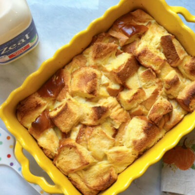 Brioche French Toast Casserole