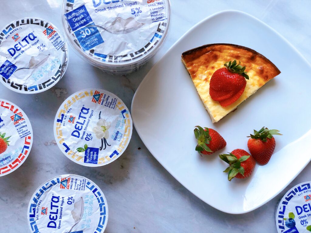 Quick and Easy Low Carb Cheesecake
