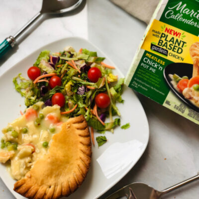 Marie Callender's Plant-Based Chick'n Pot Pie
